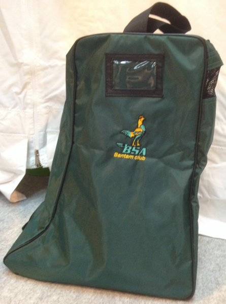 BSA Bantam Club Boot Bag