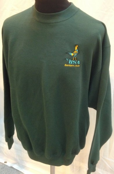 BSA Bantam Club Sweat Shirt