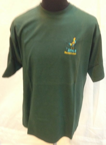 BSA Bantam Club T-Shirt Green