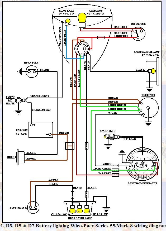 Bantam Switch Wiring Diagram