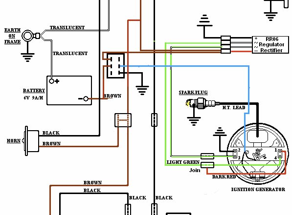 Bantam Switch Wiring Diagram