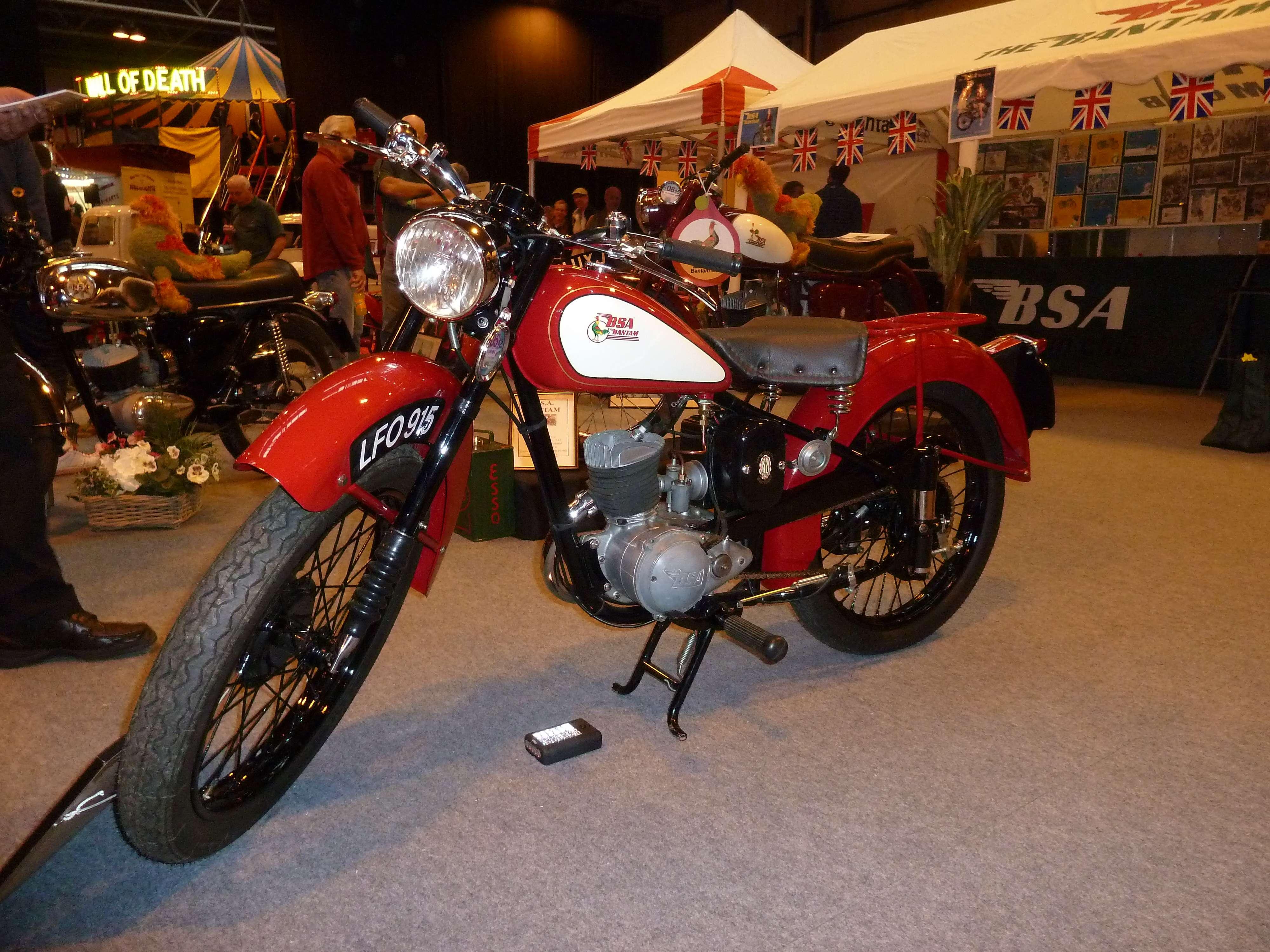 Nec classic motor show 14 16 november 39 14 west mids for All ride motors norfolk va